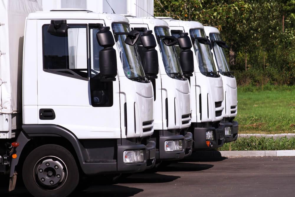 Frota de caminhões: 5 estratégias para gerir de maneira eficiente