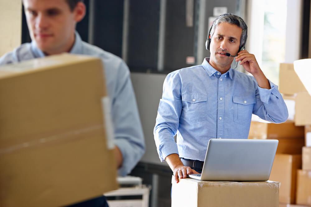 O papel da tecnologia na otimização da gestão de estoque empresarial