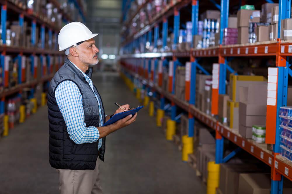 7 segredos para a eficiência do inventário na logística