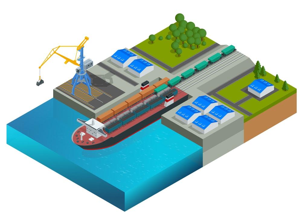 Infraestrutura logística: como estruturar em 5 passos