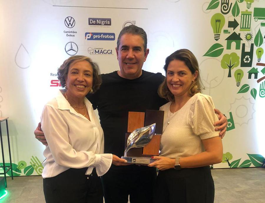 Patrus Transportes ganha o 6º Prêmio de Sustentabilidade SETCESP