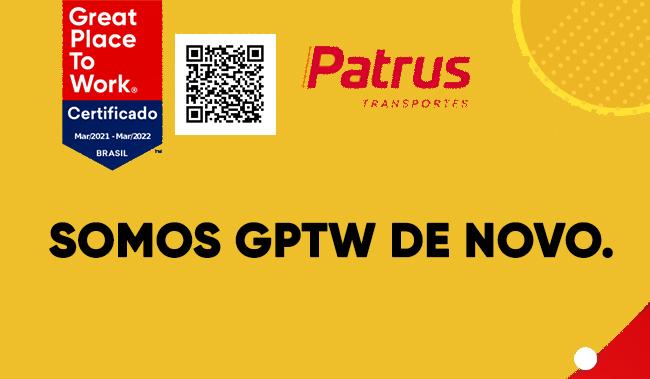 Somos GPTW de novo